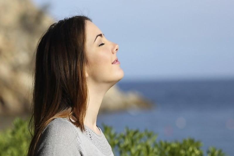آرامش بزرگترین تاثیر شکرگزاری