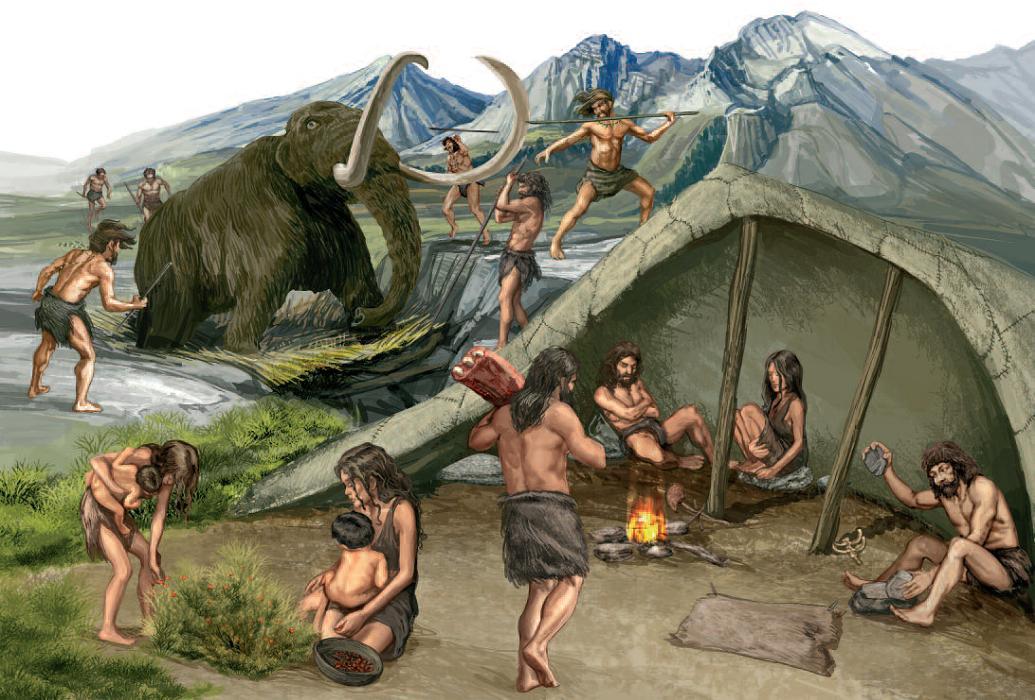 شباهت نداشتن به افراد قبیله ترسناک بود